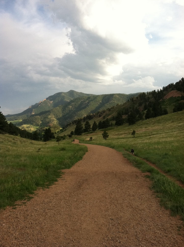 Mt. Sanitas Valley Trail